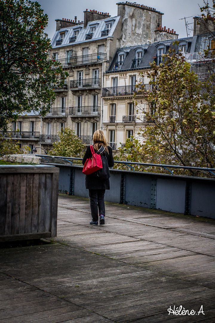 Paris - Ballade photos dans la coulée verte