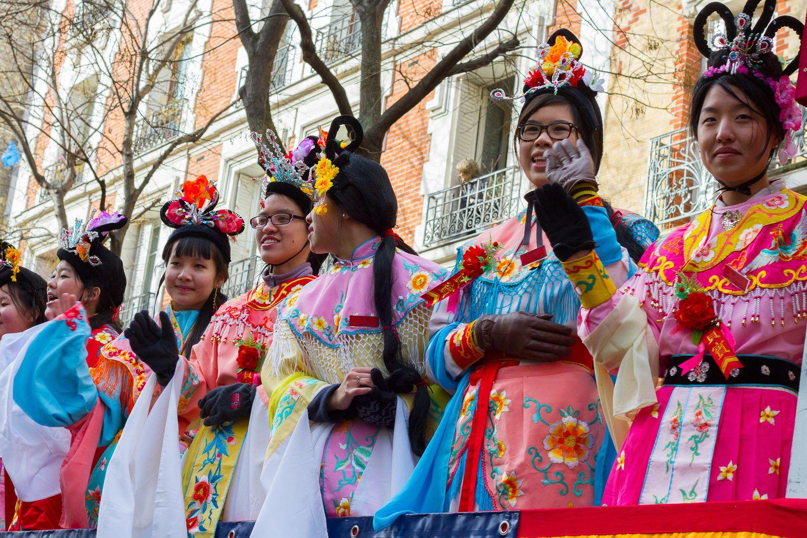 Jour de l'an chinois