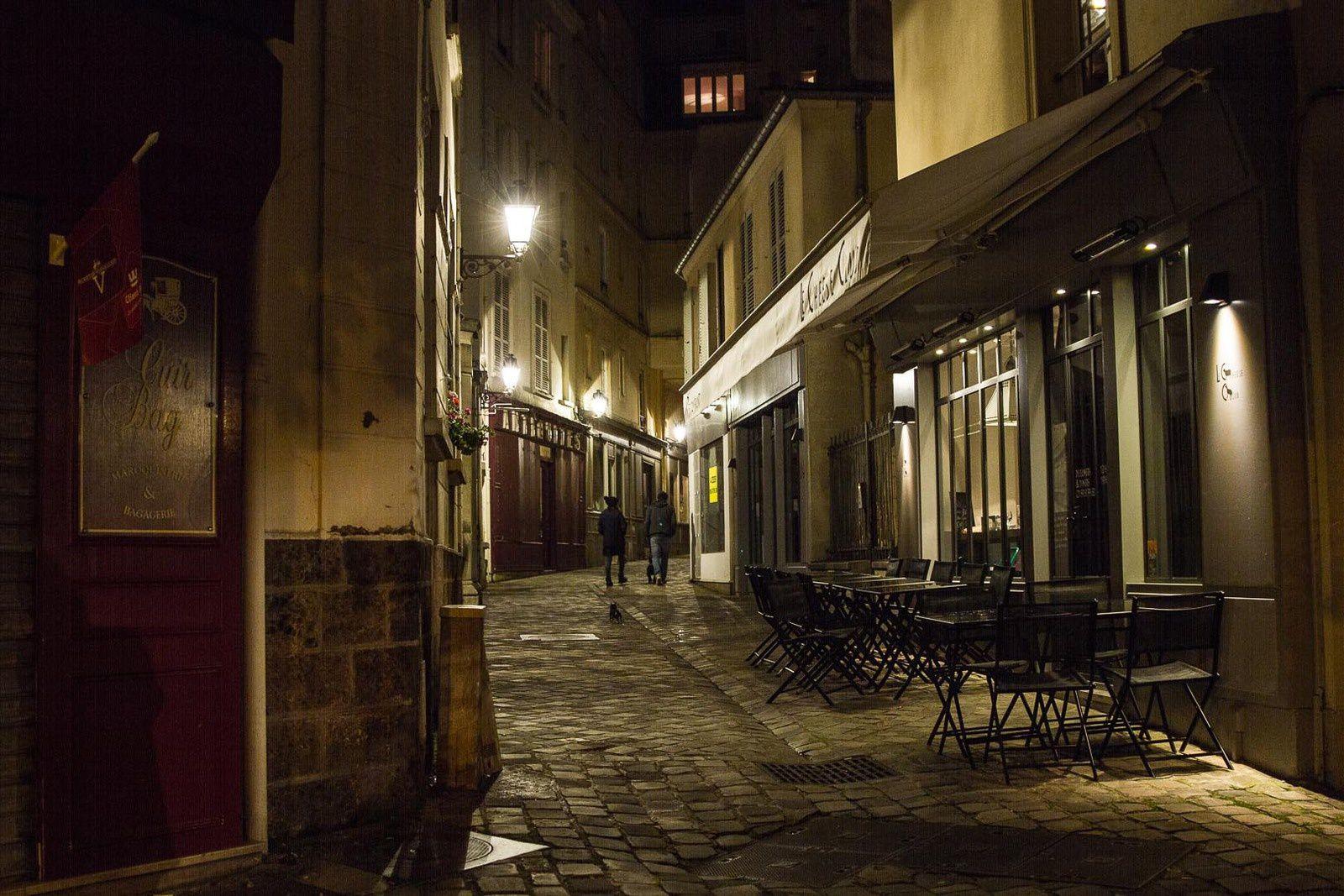 Versailles de nuit