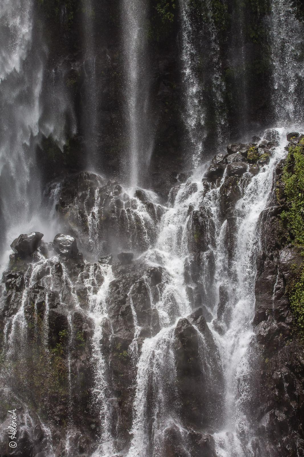La Réunion - Les cascades