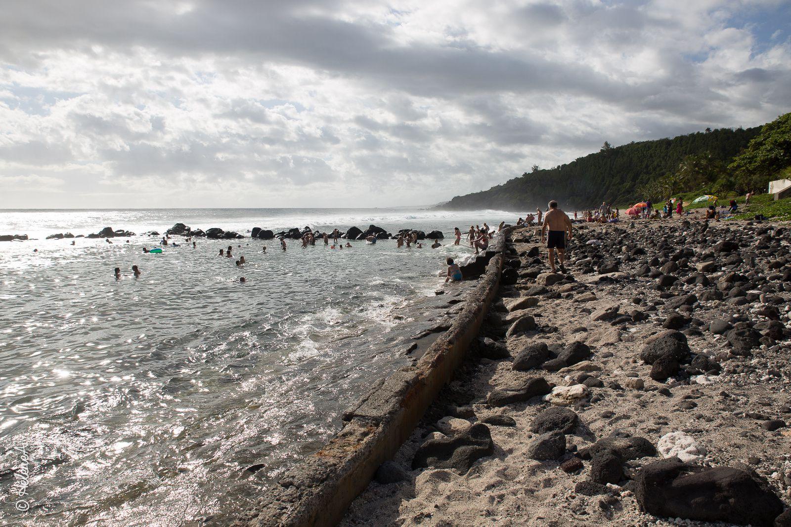 La mer dans tous ses états - La Réunion
