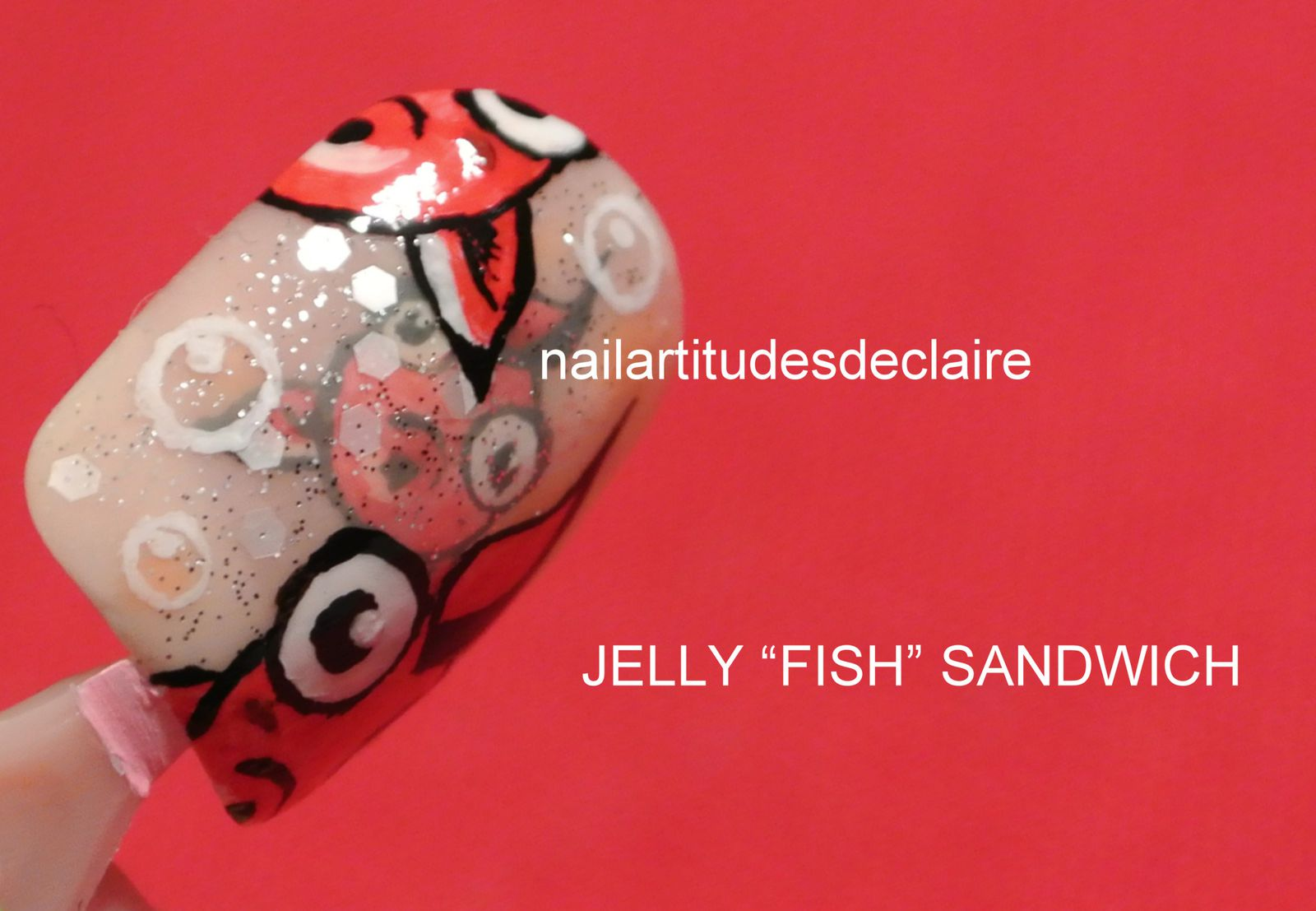 Tuto &quot&#x3B;Jelly Fish Sandwich&quot&#x3B;