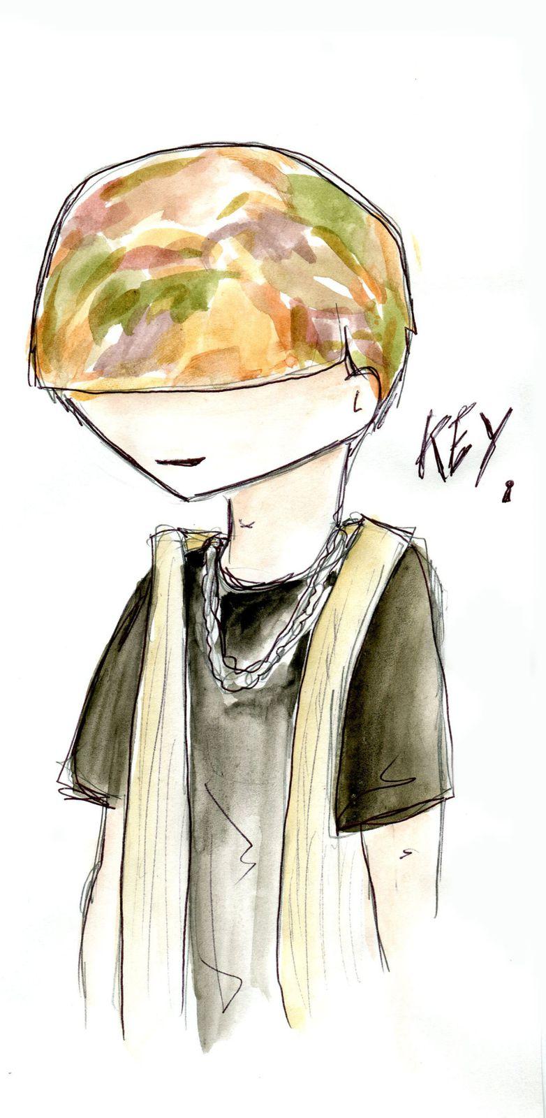 Key des SHINee (version chibi) ...