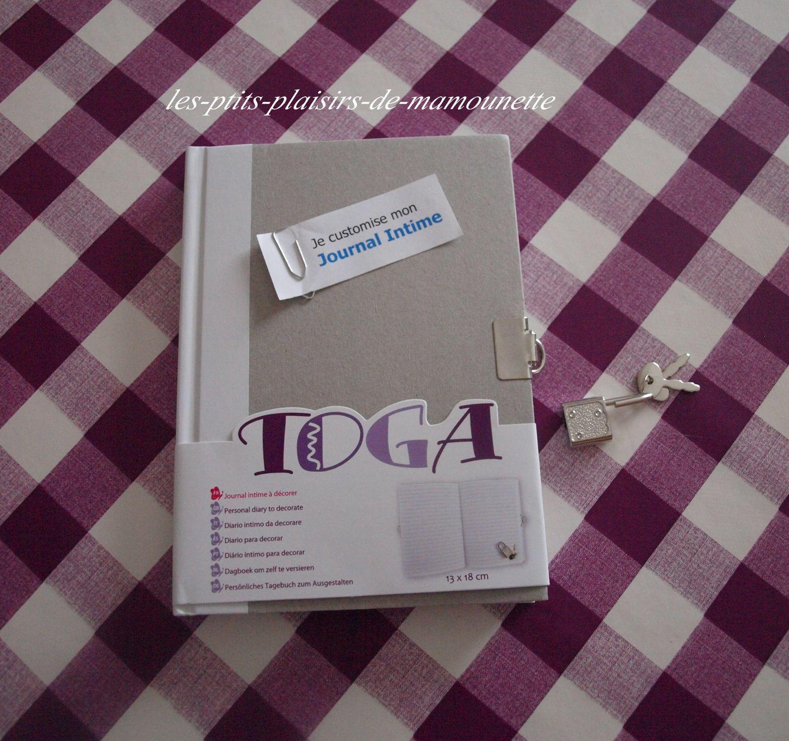 journal TOGA acheté 7.99 € à Cultura