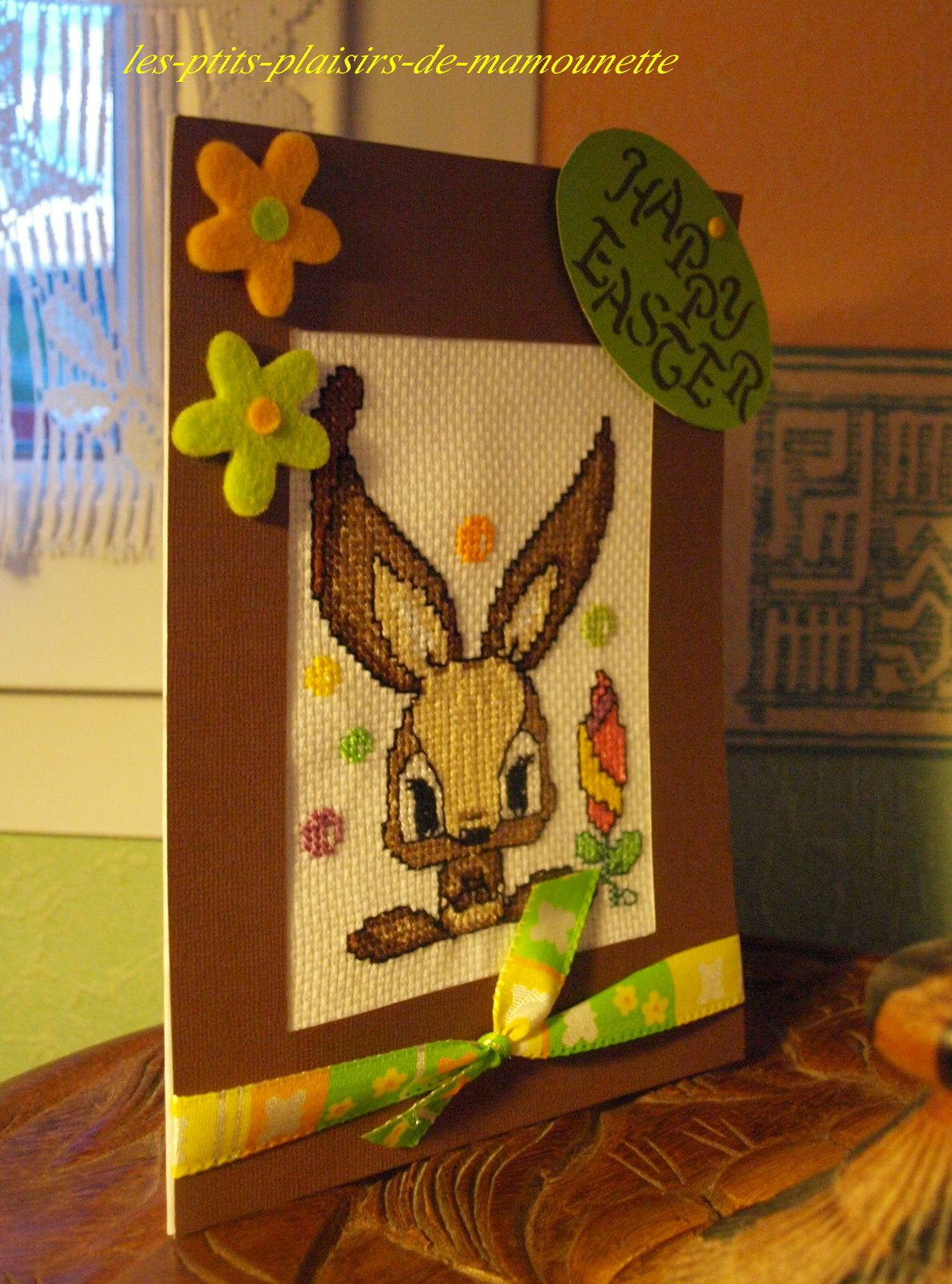 Happy Easter &amp&#x3B; Joyeuses Pâques à tous