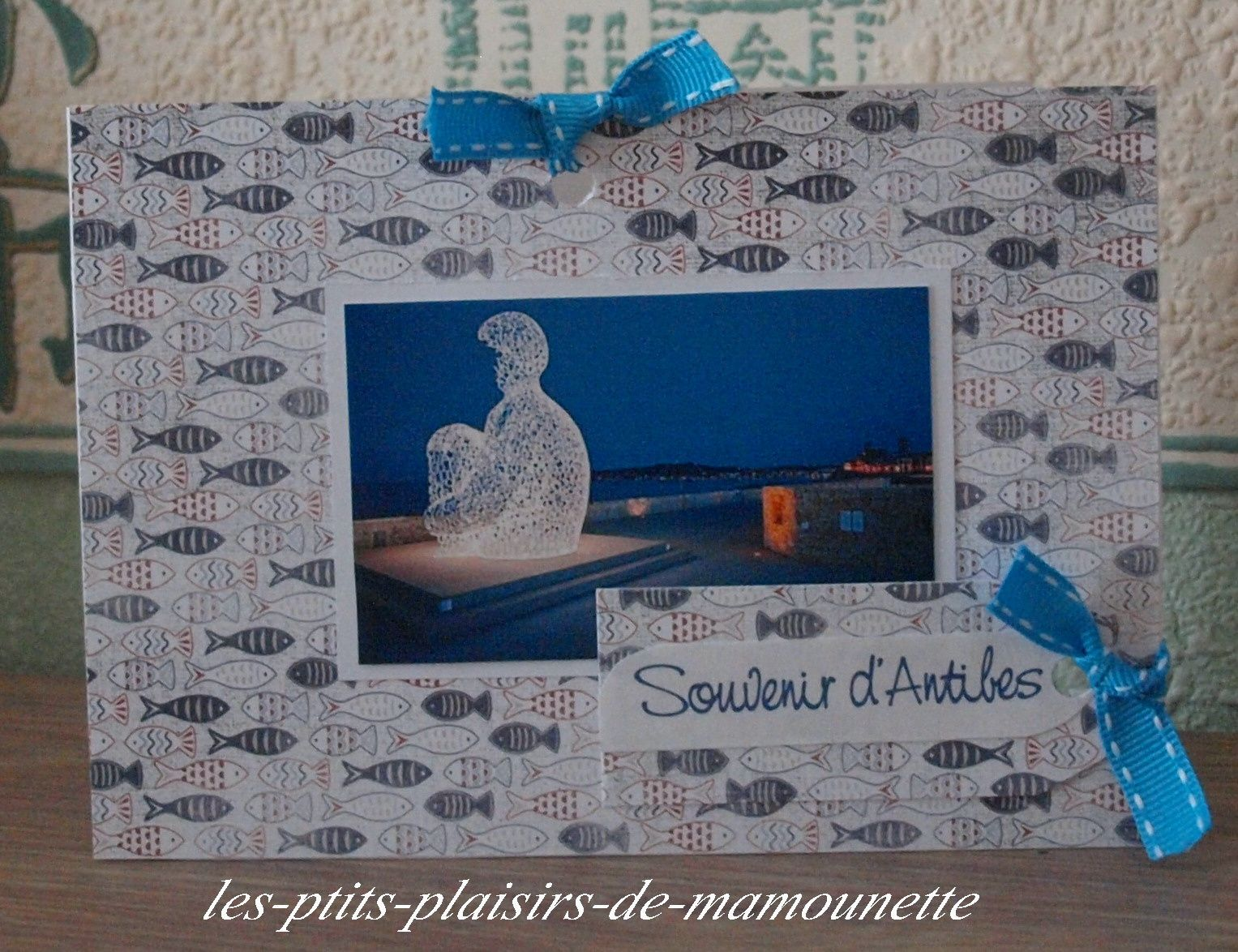 Cartes postales d'Antibes