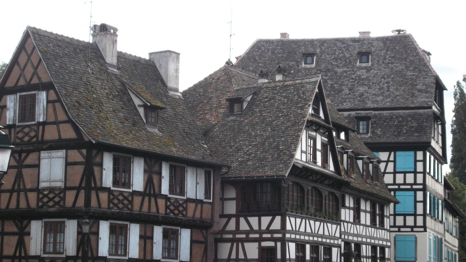 Un week end en Alsace