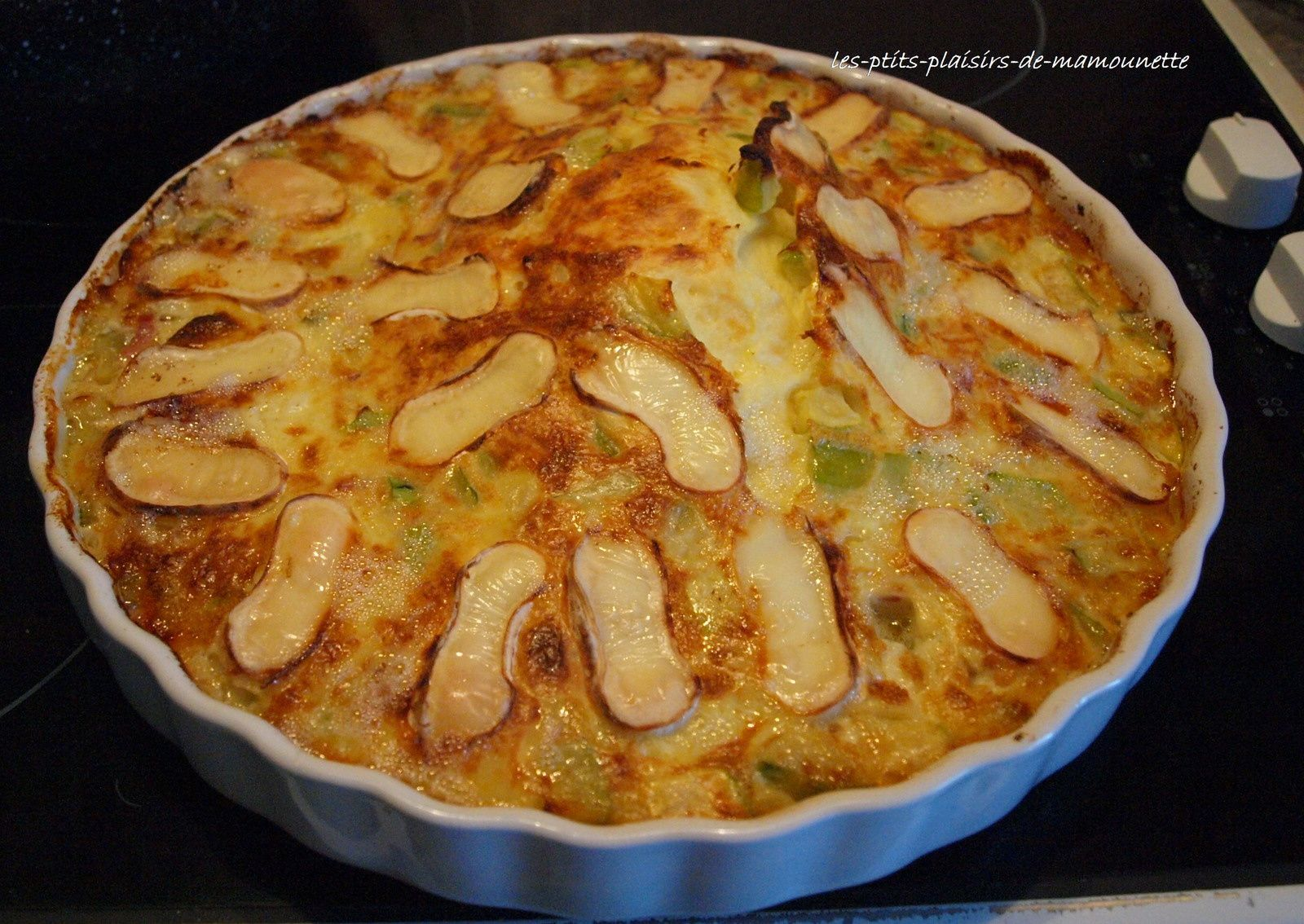 Cake Sal Ef Bf Bd Courgettes Mascarpone Thermomix