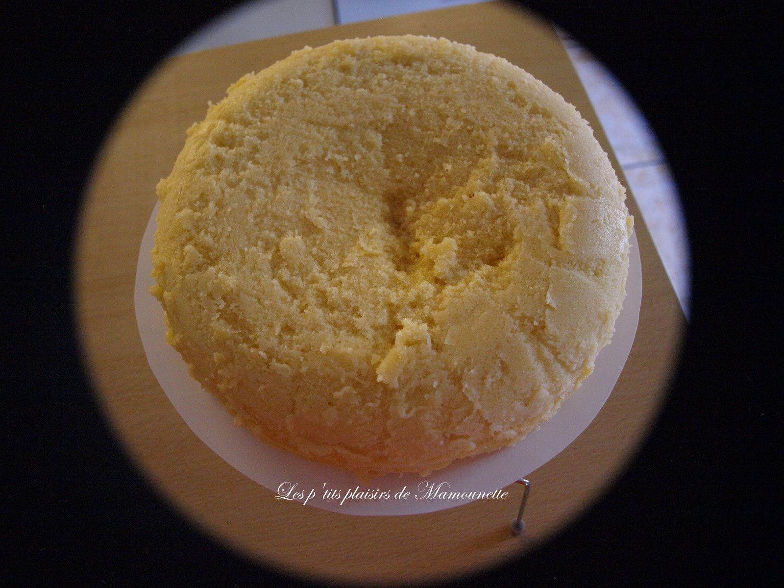 Gâteau Bueno pour Mélo