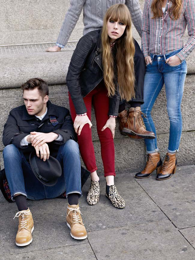 Pepe Jeans London - Automne 2012