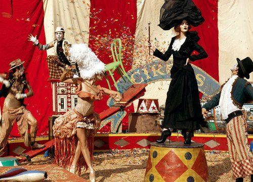 Inspiration: Circus