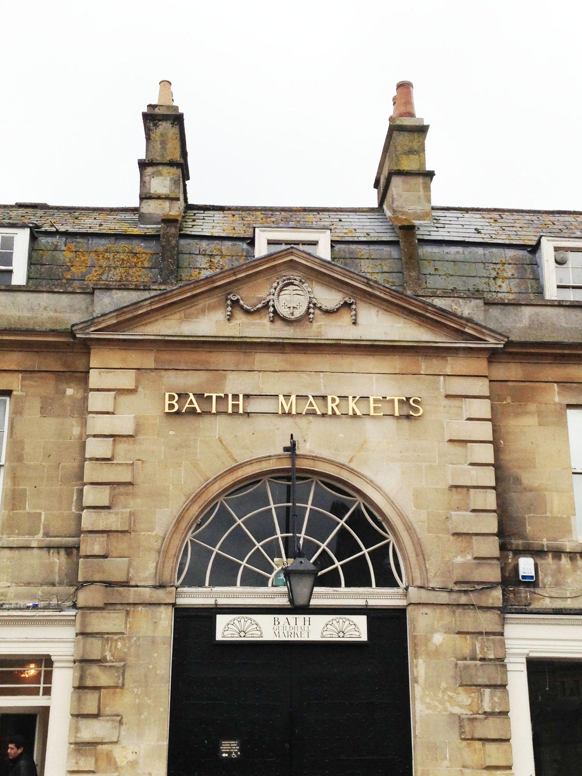 Un weekend à Bath