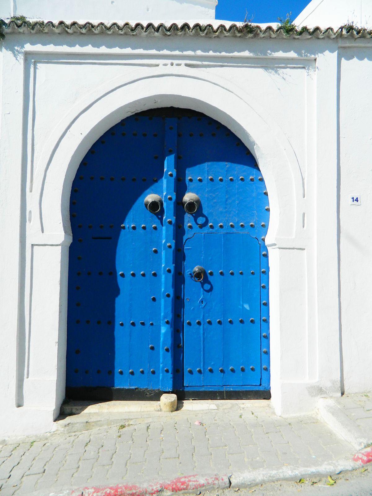 Les portes tunisiennes