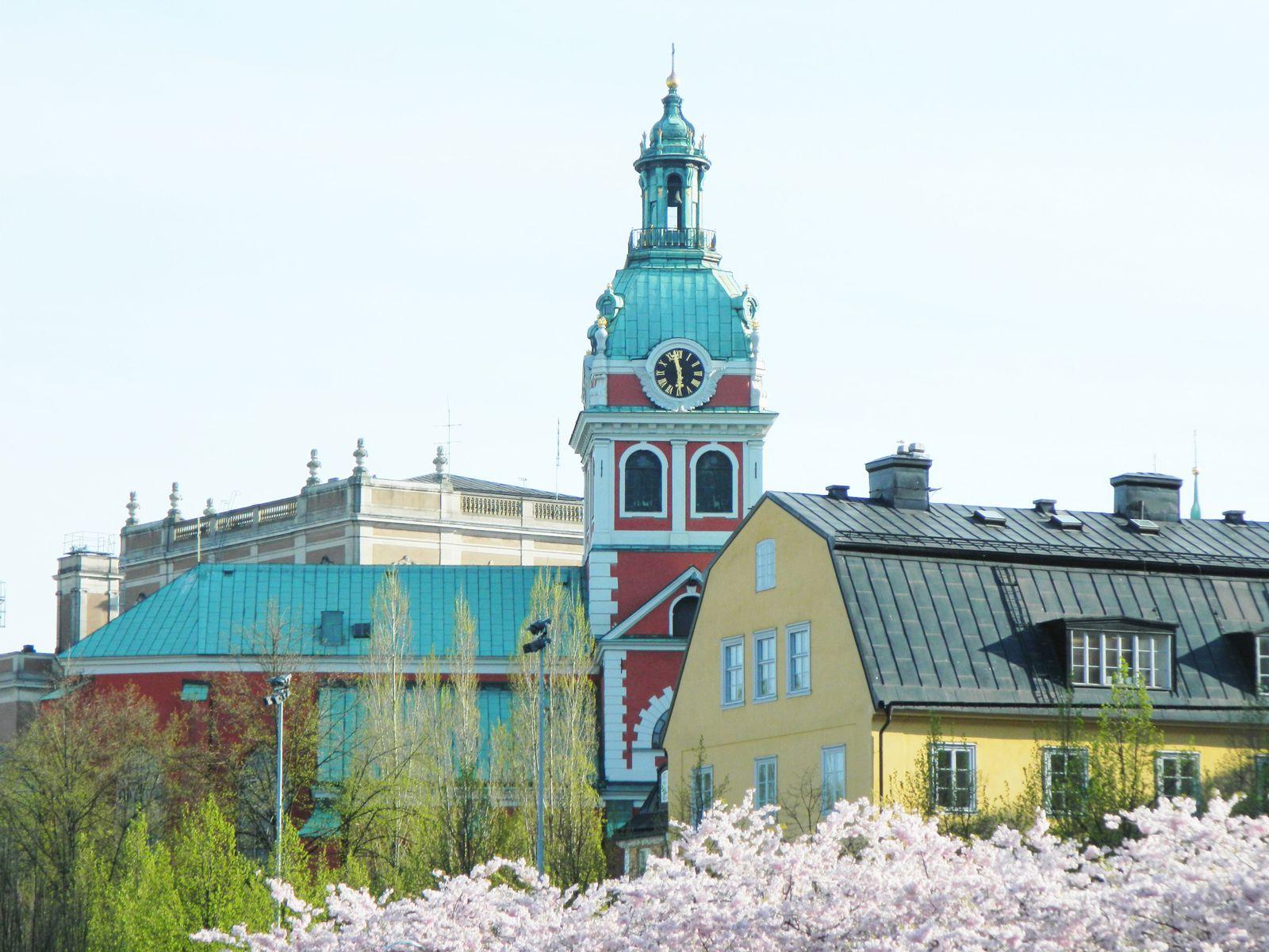 Un long weekend à Stockholm, Partie 1: Norrmalm et Gamla Stan