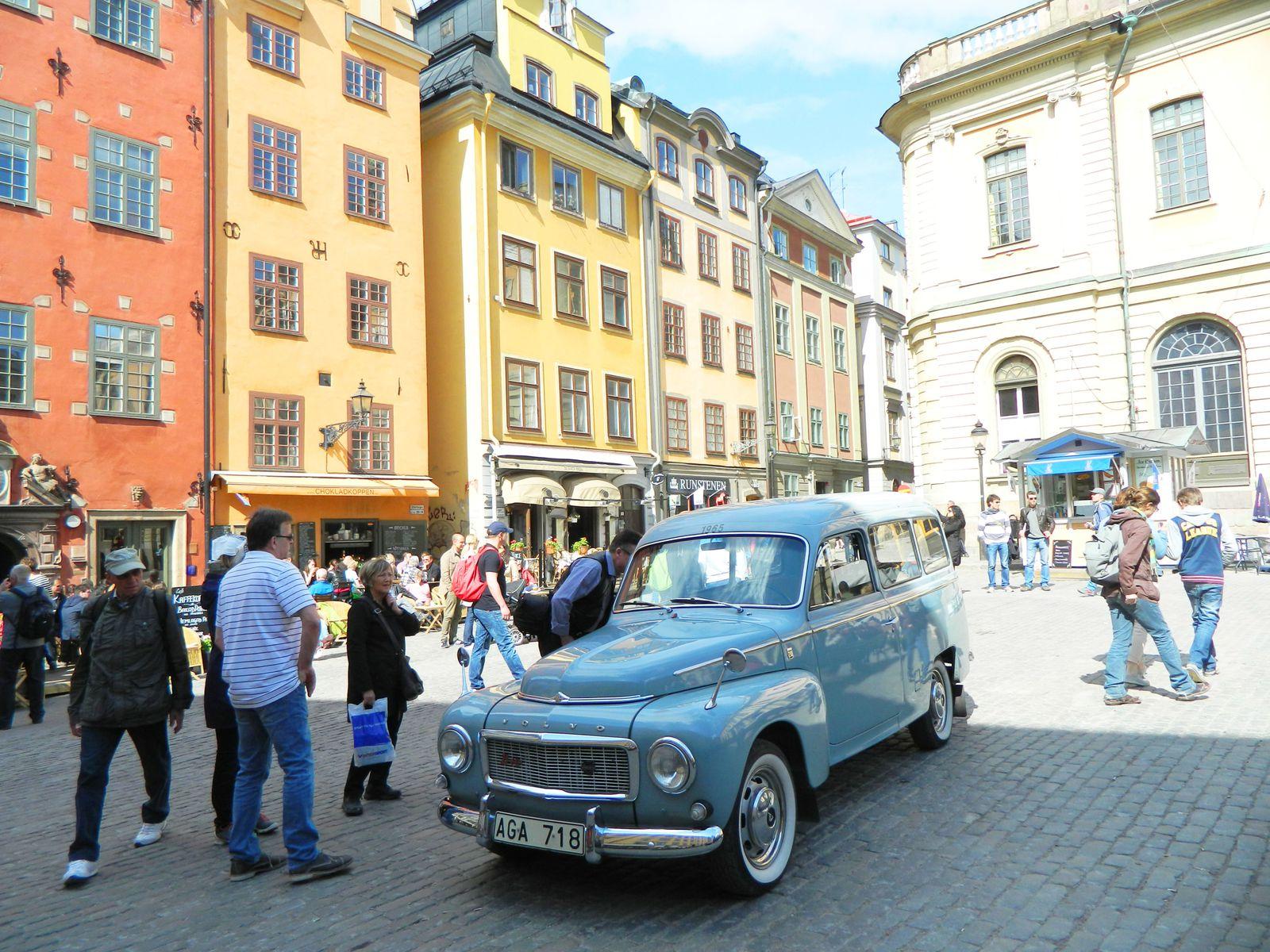 Stockholm, dernière partie: Östermalm + Ce que j'ai aimé à Stockholm