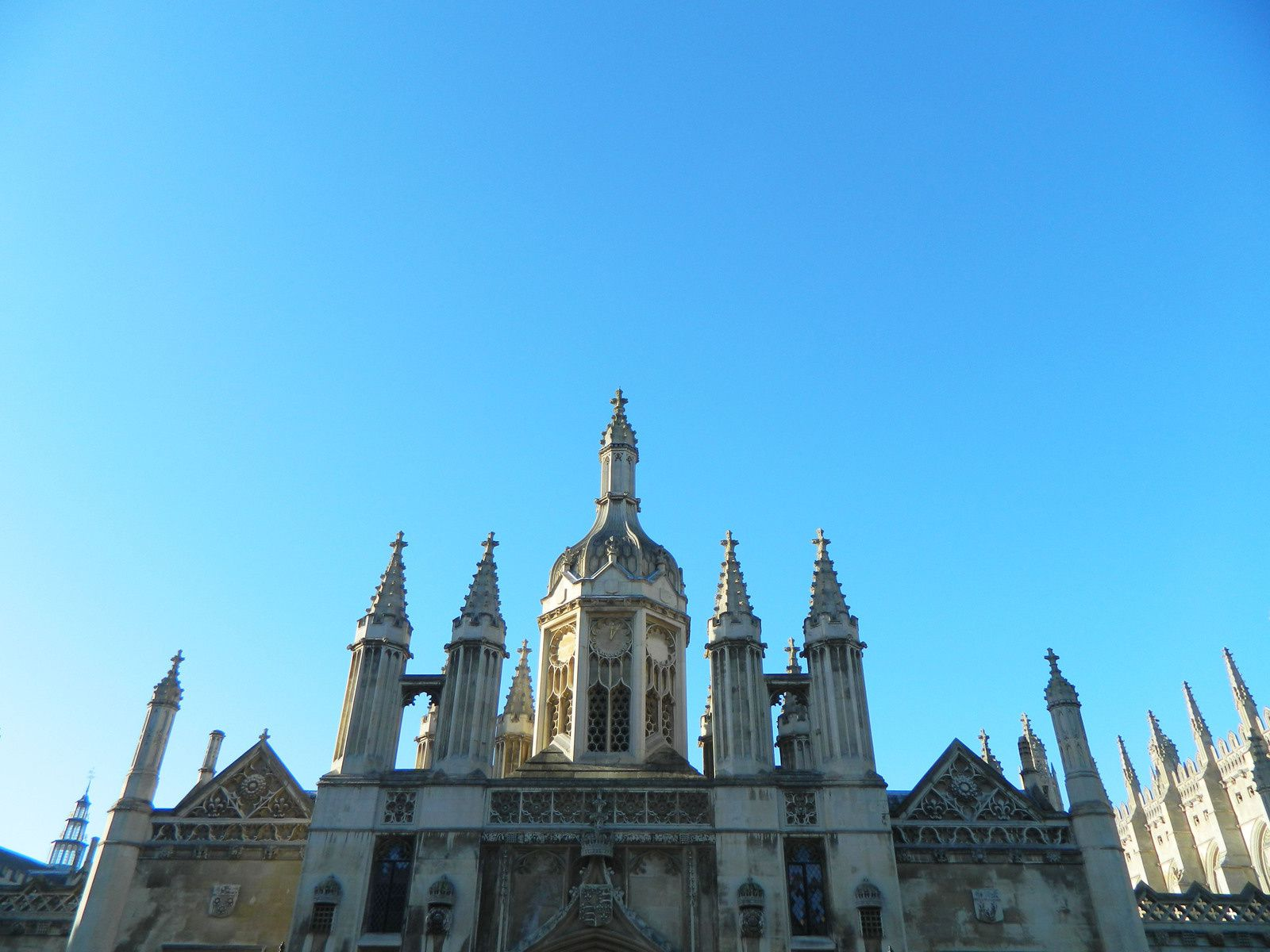 Cambridge: Architecture and Art