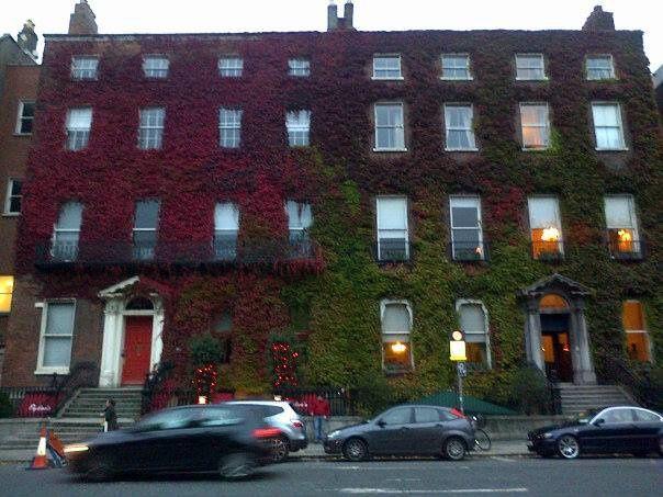Photo prise samedi, à Dublin.