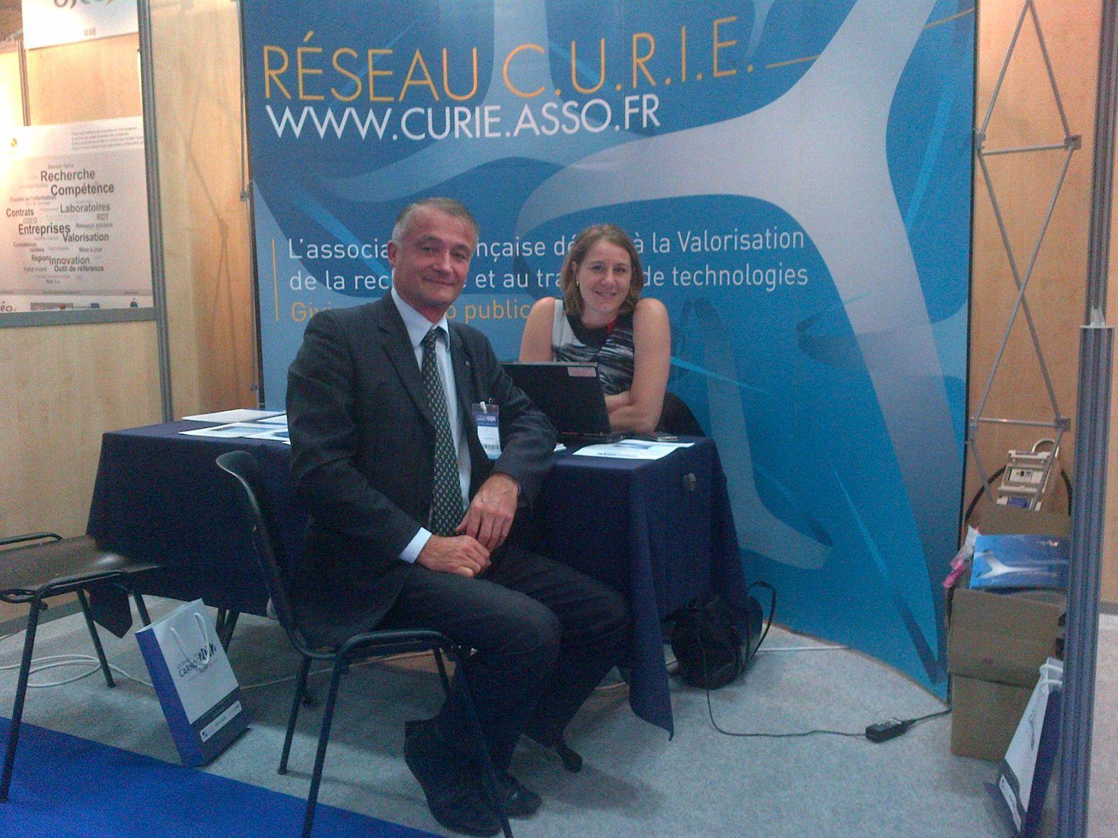 RDVZ Carnot 2012 de la recherche à Lyon