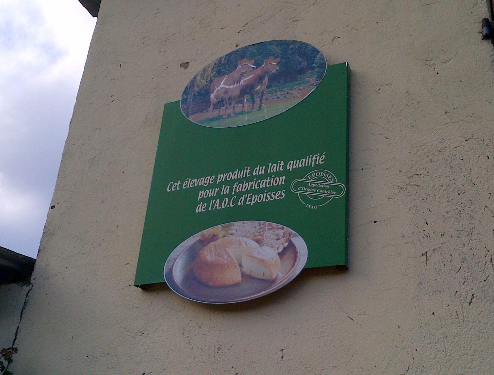 RETOUR SUR 2012 EN VUE D'UNE NOUVELLE CAMPAGNE DE RENCONTRES AGRICOLES : trois jours de terrains à la rencontre des agriculteurs de Cote d'Or