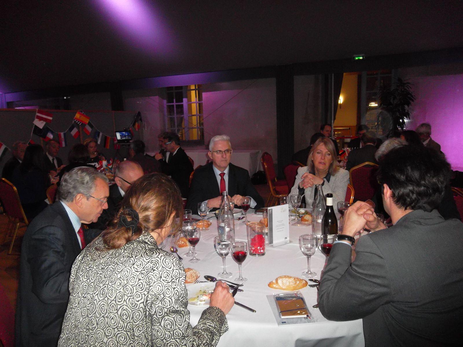 Elections européennes : notre diner du 25 mars avec Alain LAMASSOURE