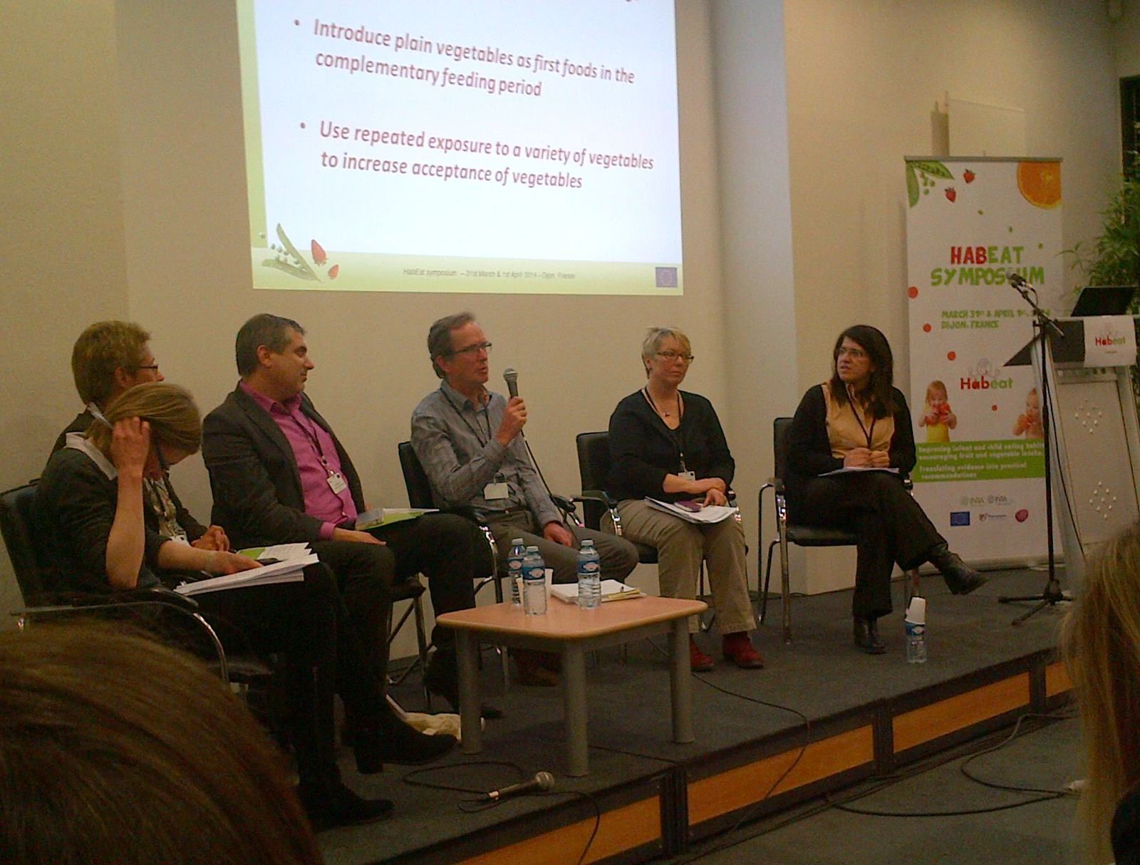 "Participation of IRCE to the ""HABEAT"" SYMPOSIUM  for NUTRITION in DIJON"