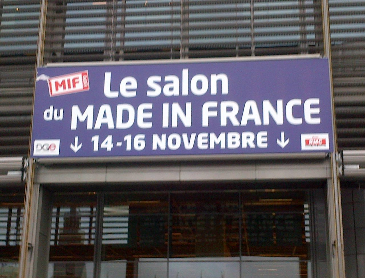 SALON MADE IN EUROPE - MADE IN EUROPE EXHIBITION