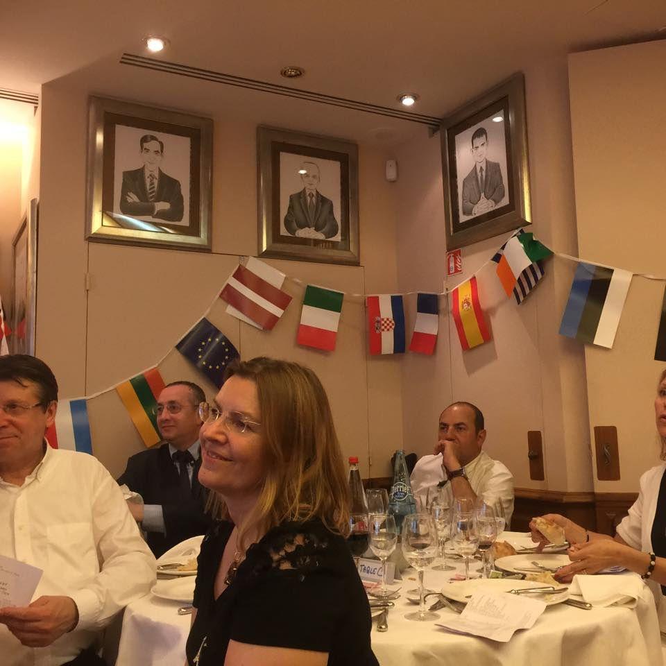 Dîner IRCE : La Pologne, un autre moteur européen, avec l'Ambassadeur de Pologne en France