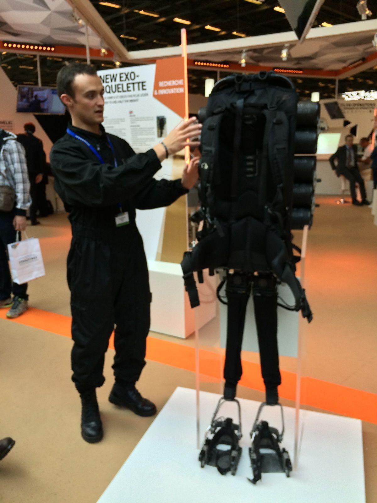 L'I.R.C.E. était à EUROSATORY 2016