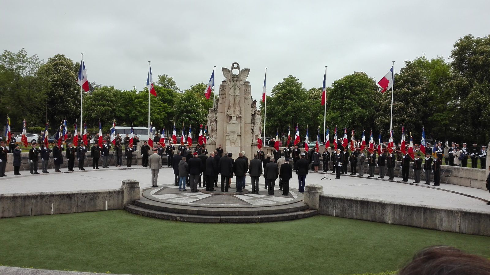 COMMEMORATIONS A DIJON