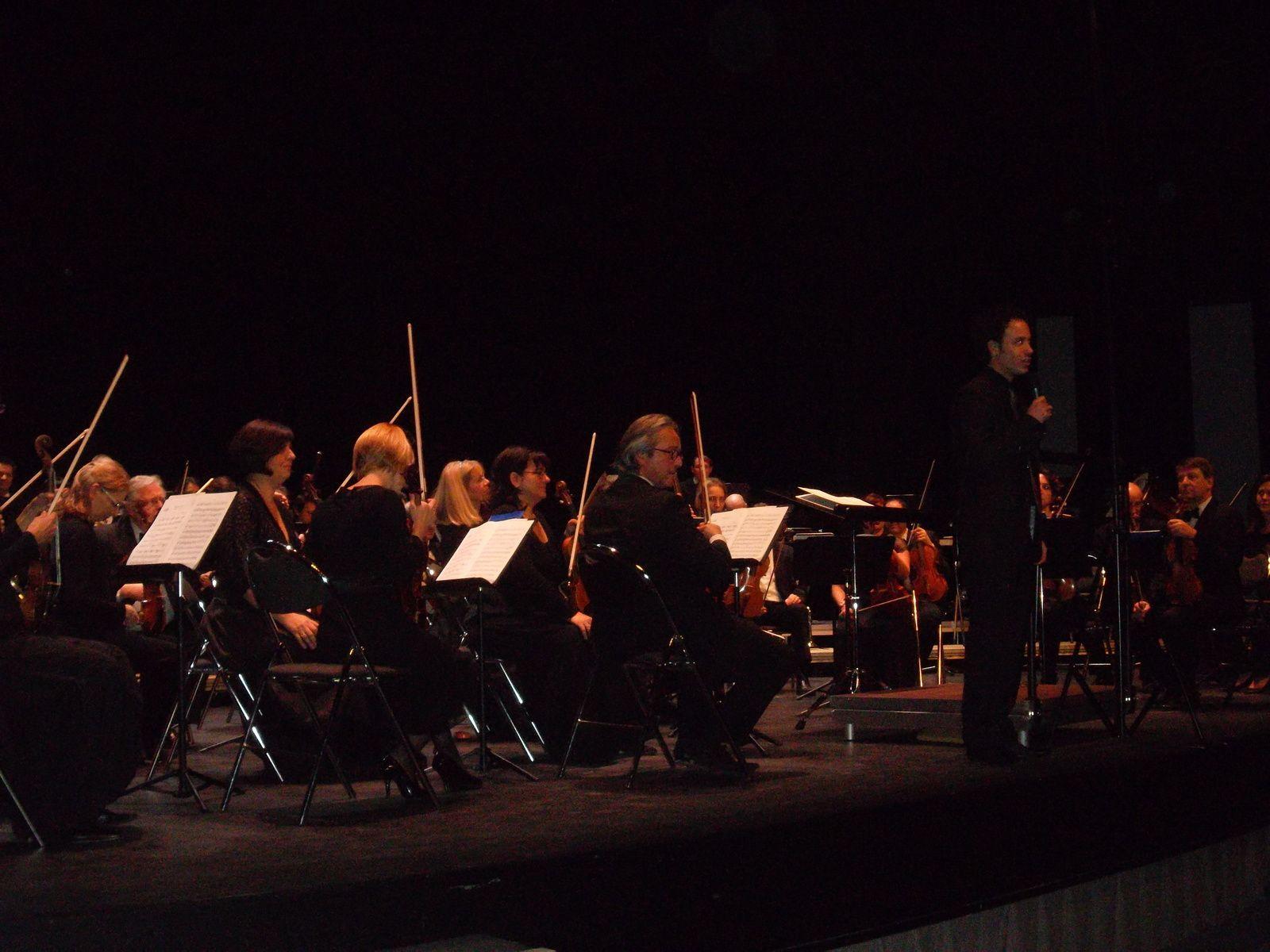 succès pour le concert européen de l'Orchestre Dijon Bourgogne de Dijon