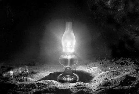 L'INCANTO DELLA LAMPADA - Delfina Croce 1885