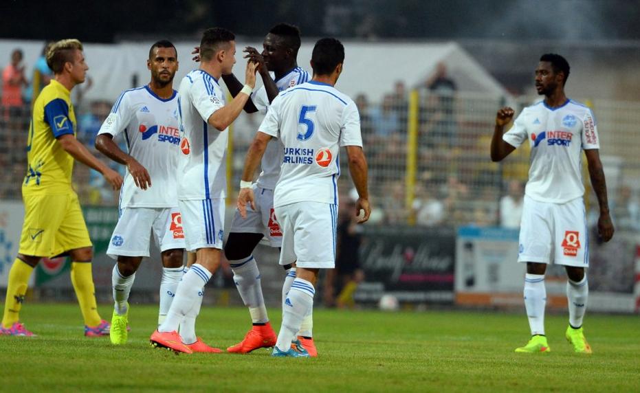 Marseille 3-1 Chievo Verone : Toutes les réactions