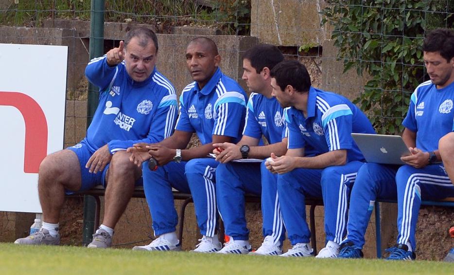 """Marcelo Bielsa : """"Thauvin va à nouveau jouer contre Toulouse"""""""