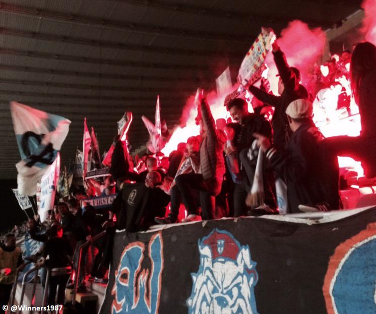 SC Braga 3-2 Marseille : Le résumé