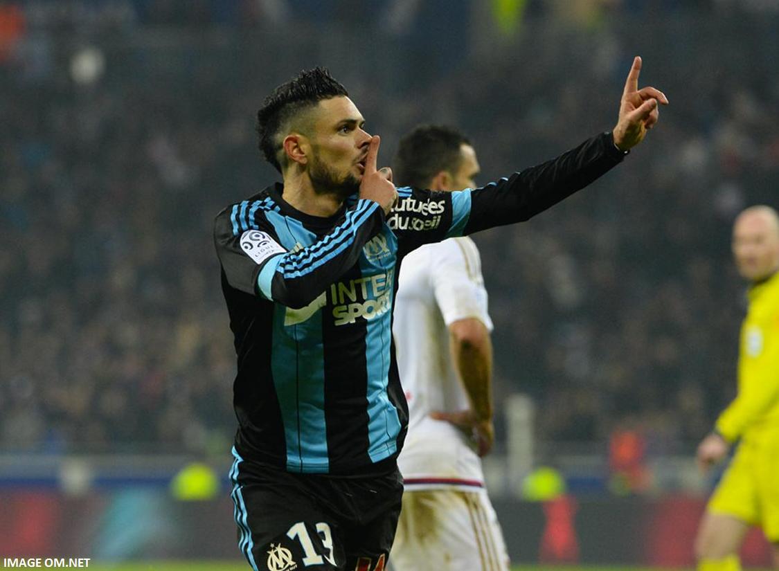 Lyon 1-1 Marseille : Le résumé