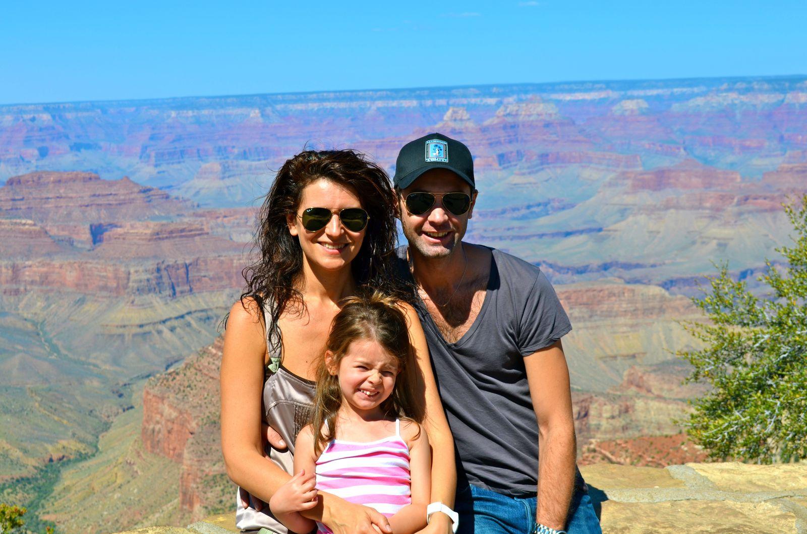 Jour 7: Du Grand Canyon Village à Page (l'aventure...)