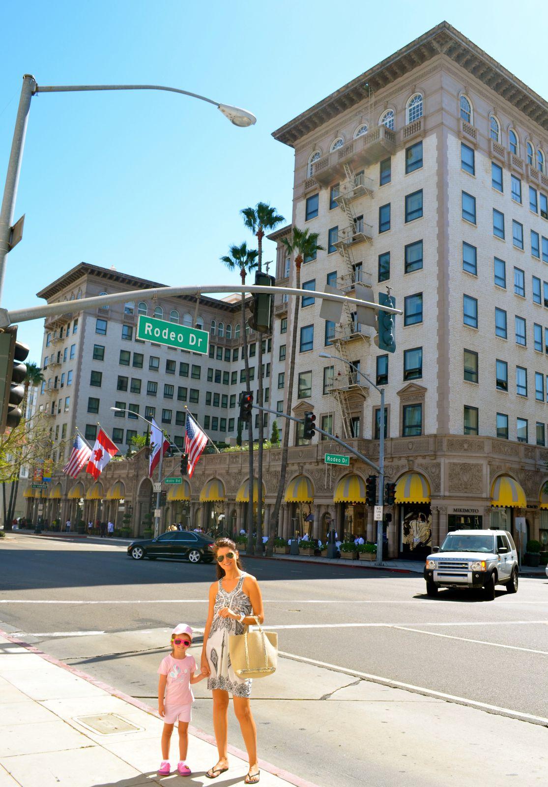 """LOS ANGELES: La fin de """"La Route 66"""" et la fin de notre périple ;)"""