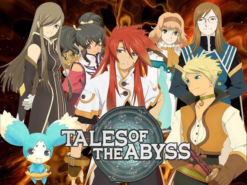 Tales of the Abyss - Solution histoire