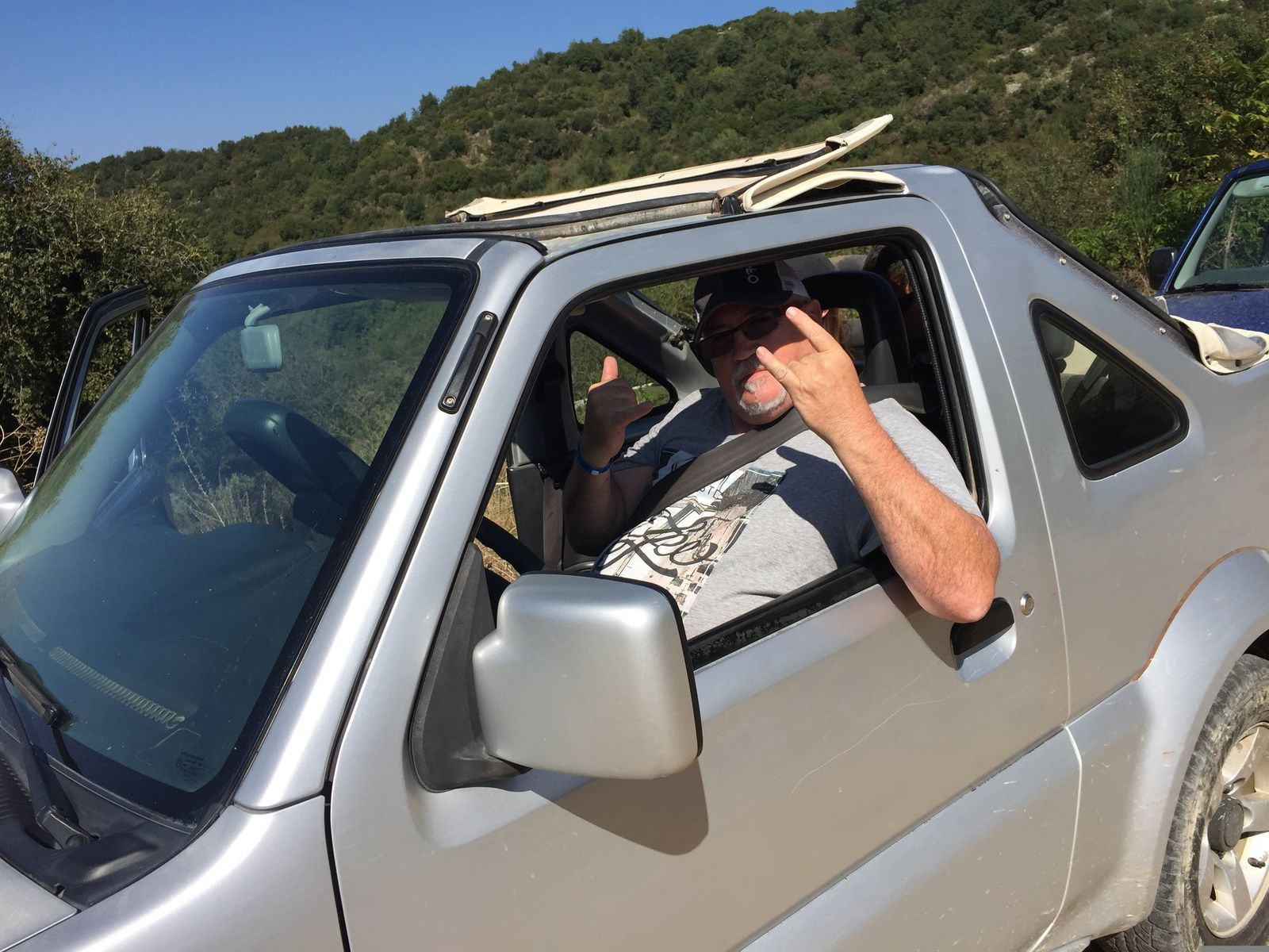 ALBUM PHOTO ET VIDEO DU VOYAGE EN GRECE A CORFU 2016