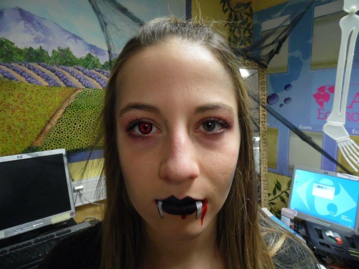 Halloween 2016 des salariés de carrefour Annecy