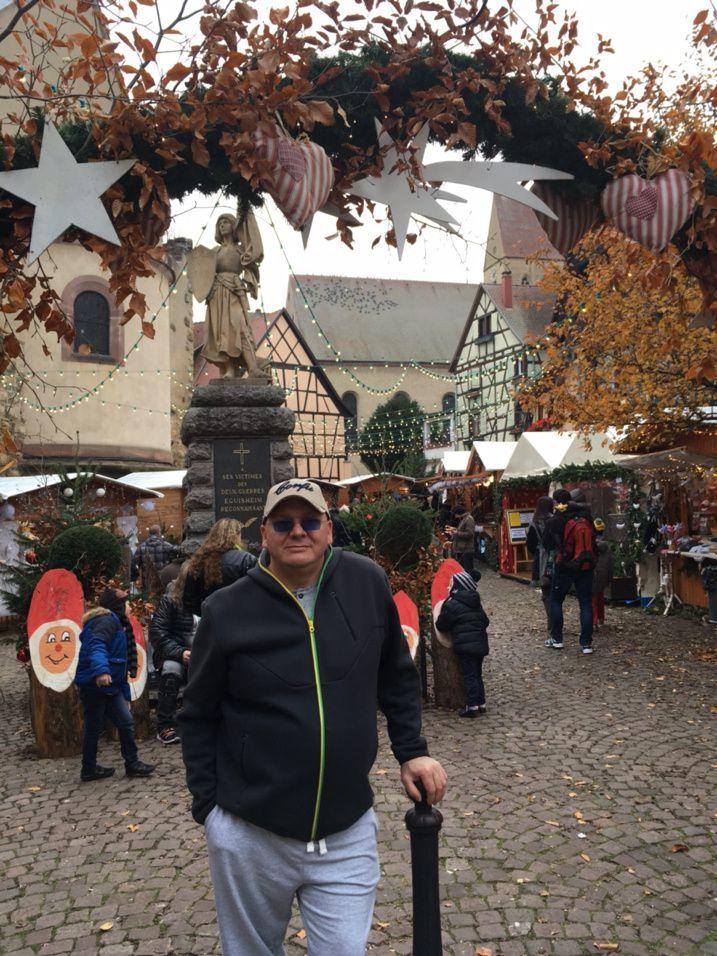 Album photo du marché de Noël en Alsace 2016