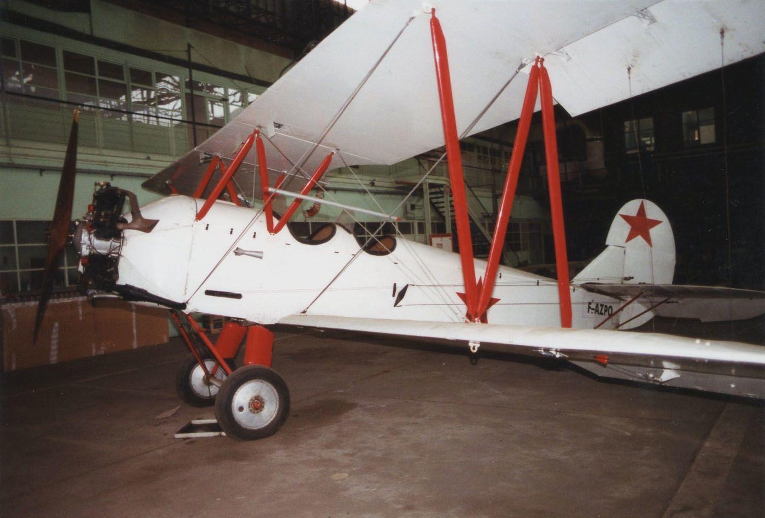 Le Polikarpov PO-2 F-AZPO