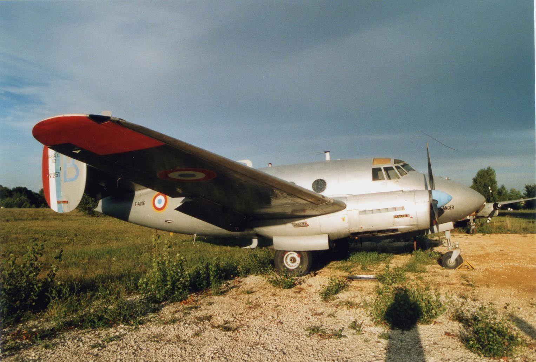 Le Dassault MD-312 Flamant F-AZDE