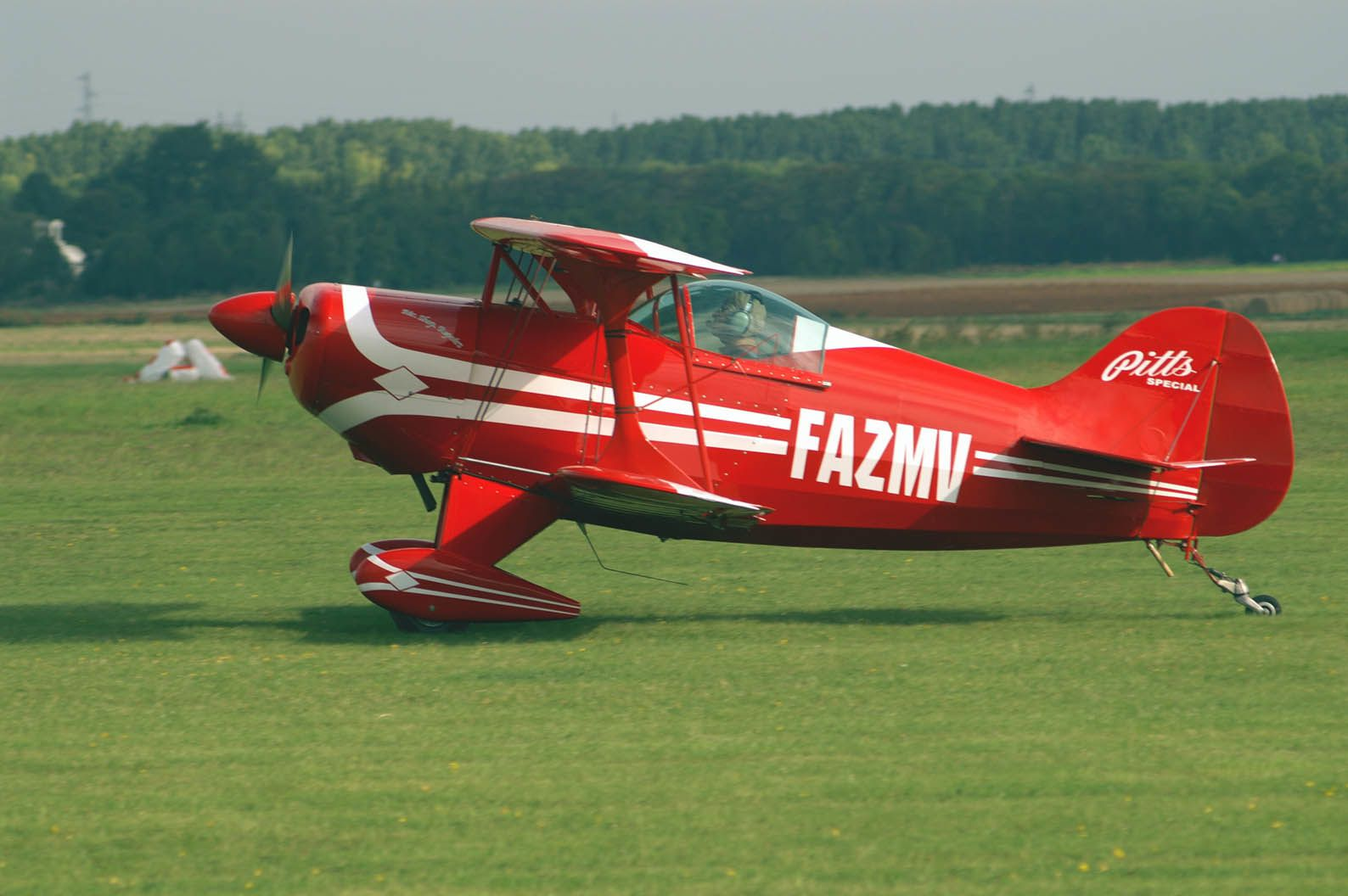 Le Pitts S-1 F-AZMV