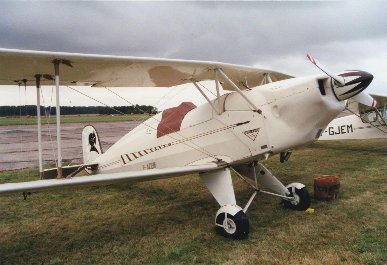 Le Bucker 131 Jungmann F-AZEM