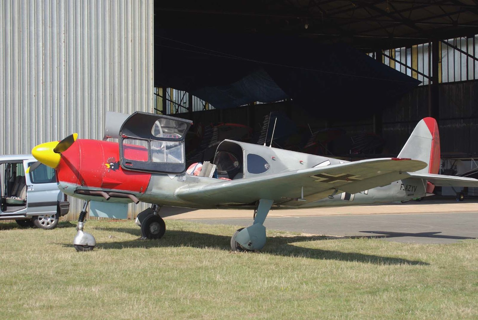 Le Nord 1101 Ramier F-AZYV