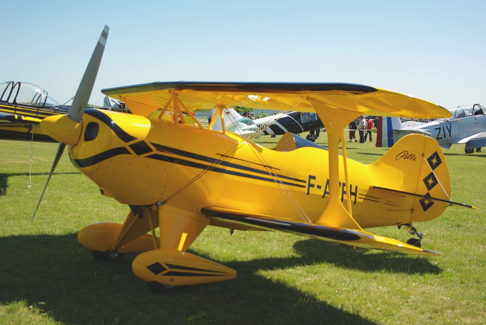 Le Pitts S-1S F-AZFH