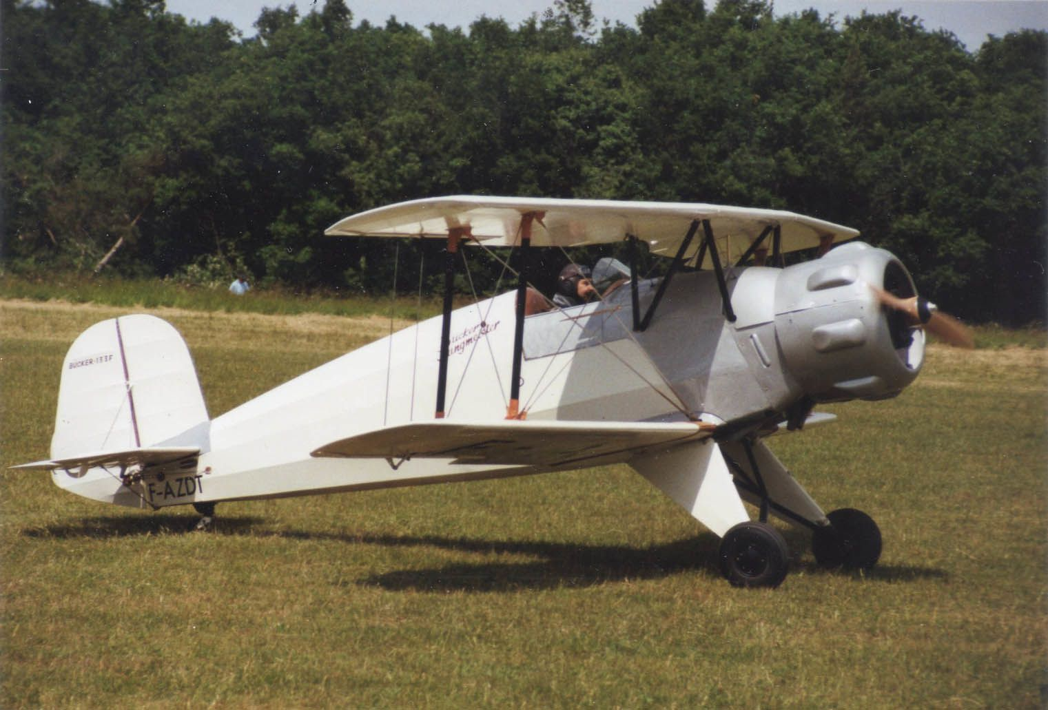 Le Bucker 133 Jungmeister F-AZDT