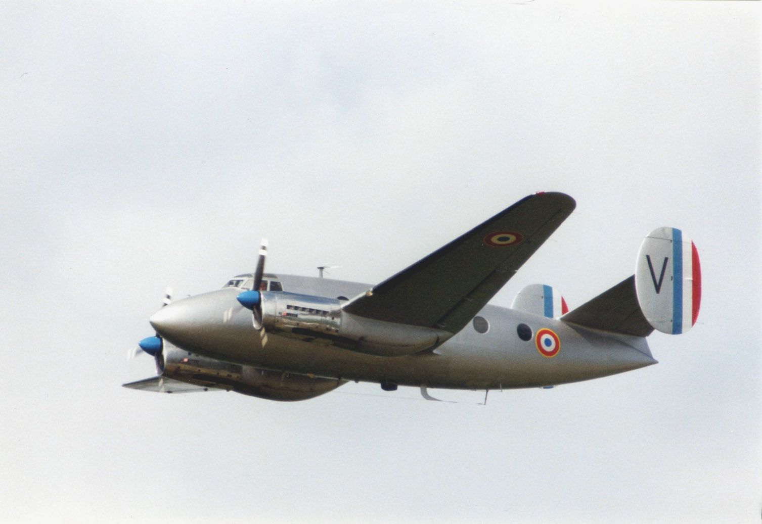 Le Dassault MD-312 Flamant F-AZDR