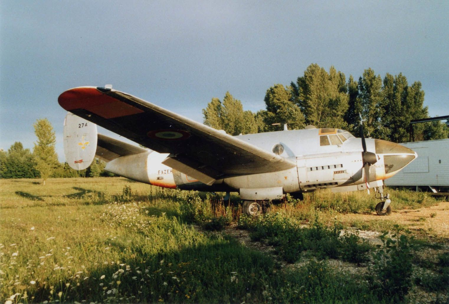 Le Dassault MD-311 Flamant F-AZEH